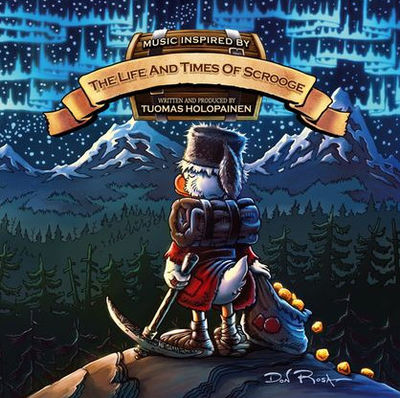 Tuomas Holopainen: Music Inspired By - The Life And Times Of Scrooge