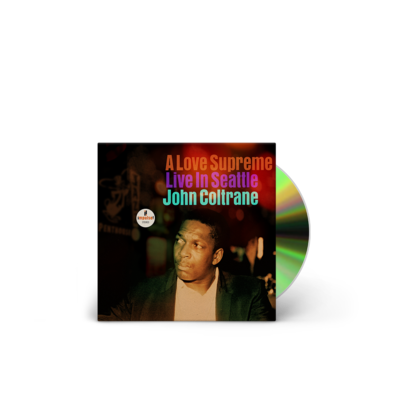 John Coltrane: A Love Supreme: Live In SeattleCD