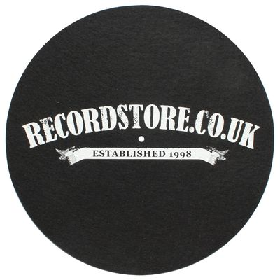 Recordstore.co.uk: Recordstore.co.uk Slipmat