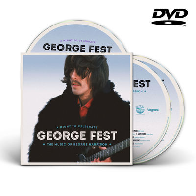 George Harrison: George Fest 2CD & DVD