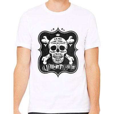 The Libertines: Lust White T-Shirt