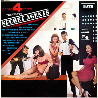 Roland Shaw: Themes For Secret Agents