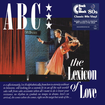 ABC: Lexicon Of Love