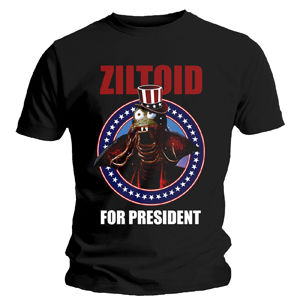 Devin Townsend Project: Ziltoid For President