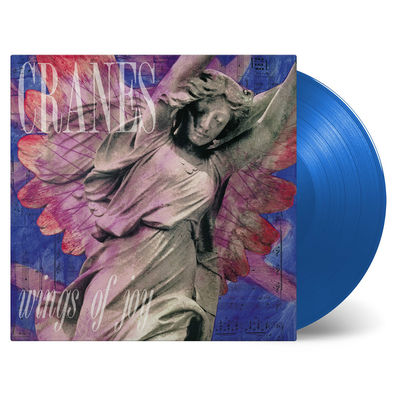 Cranes: Wings Of Joy: Blue Vinyl