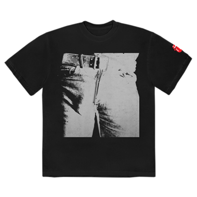 The Rolling Stones: Sticky Fingers Album Cover T-Shirt