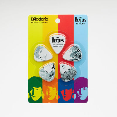 Abbey Road Studios: The Beatles Revolver Plectrum Pack of 10