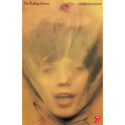 The Rolling Stones: Goats Head Soup Mick A2 Lithograph