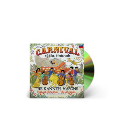 The Kanneh-Masons: Carnival of the Animals CD
