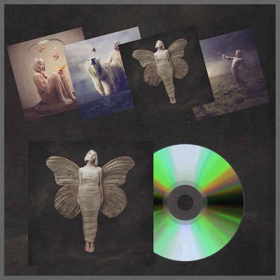 aurora: All My Demons Greeting Me as A Friend Standard CD + Four Artprints