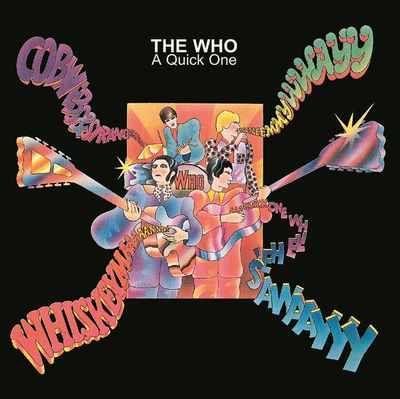 The Who: A Quick One