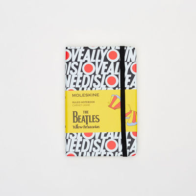 The Beatles: The Beatles All You Need Moleskine Notebook