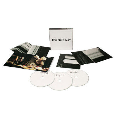 David Bowie: The Next Day Extra: Collector's Edition