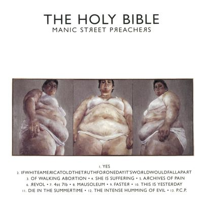 Manic Street Preachers: The Holy Bible