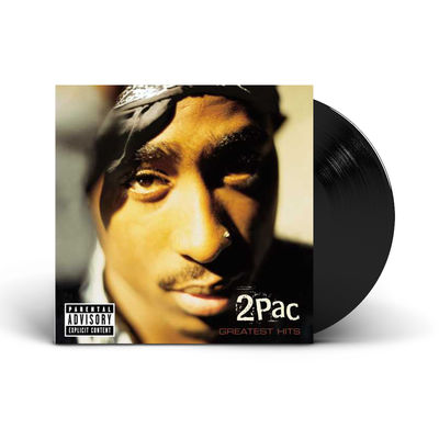 2Pac: Greatest Hits: 4LP Edition