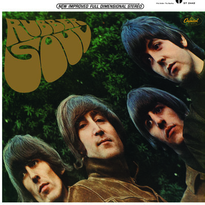 The Beatles: Rubber Soul (USA Version)