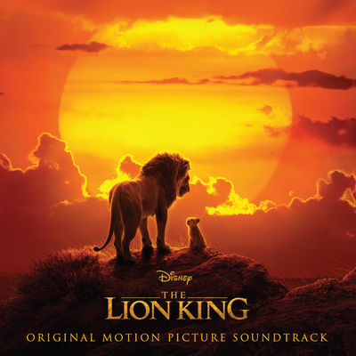 Official Soundtrack: The Lion King OST
