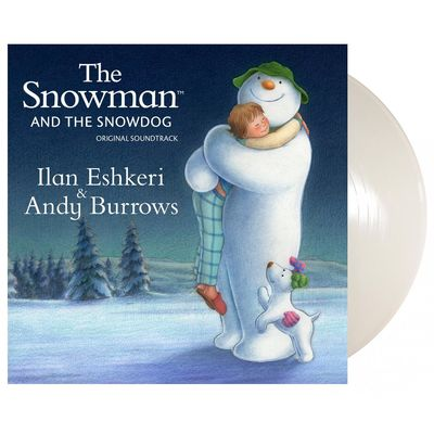 Ilan Eshkeri & Andy Burrows: The Snowman And The Snowdog OST (White Vinyl)