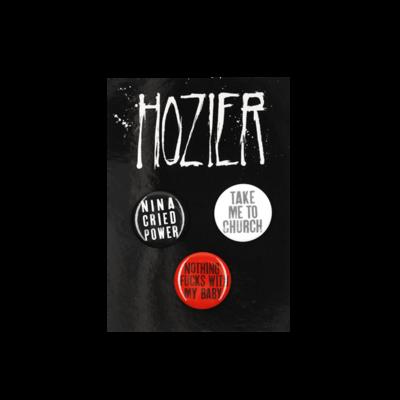 hozier: Button Set