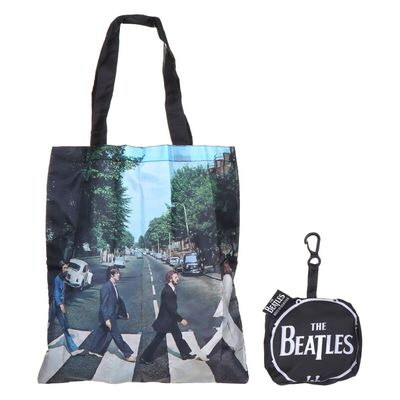 The Beatles: Abbey Road Recycled Shopper