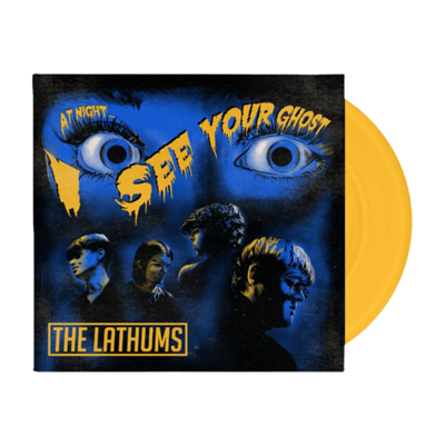 The Lathums: I See Your Ghost: Signed 7