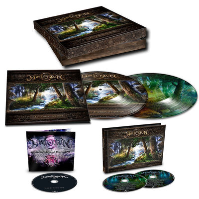 Wintersun: The Forest Seasons Limited Edition Box Set + Signed Insert