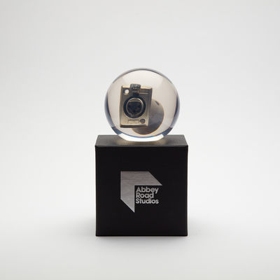Abbey Road Studios: Abbey Road Studios Push Button XLR Connector Paperweight