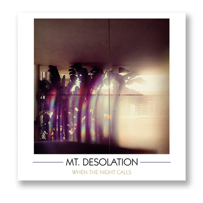 Mt. Desolation: Signed Lithograph
