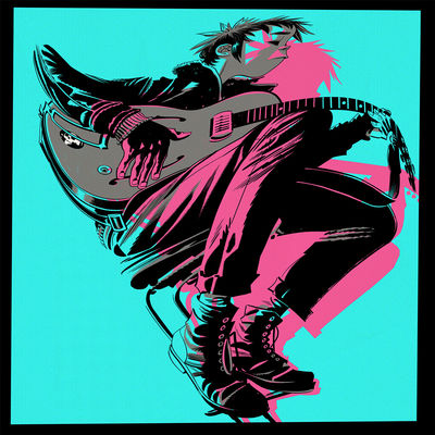 Gorillaz: The Now Now