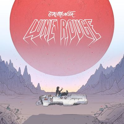TOKiMONSTA: Lune Rouge Red Coloured Vinyl