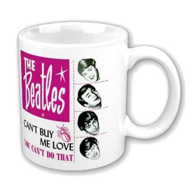 The Beatles: Can't Buy Me Love Boxed Mug