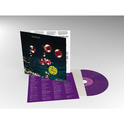 Deep Purple: Who Do We Think We Are? (Purple Coloured Vinyl)