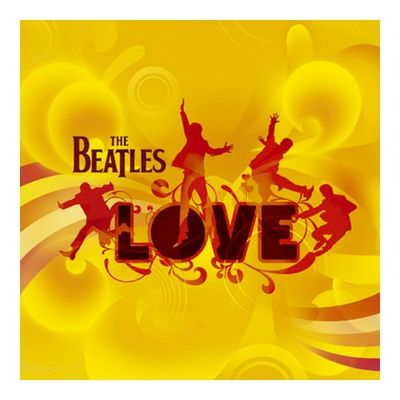 The Beatles: Love Greeting Card