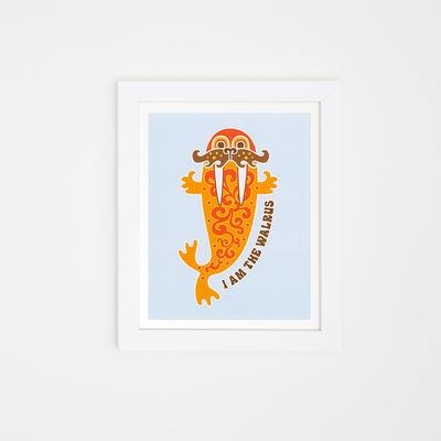 Abbey Road Studios: I Am The Walrus 10 x 8 Print