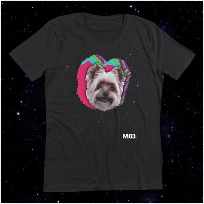 M83: Junk T-Shirt