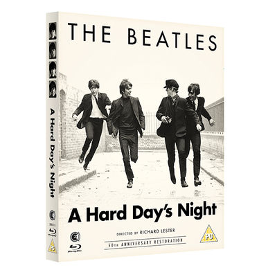 The Beatles: A Hard Day's Night Blu-ray