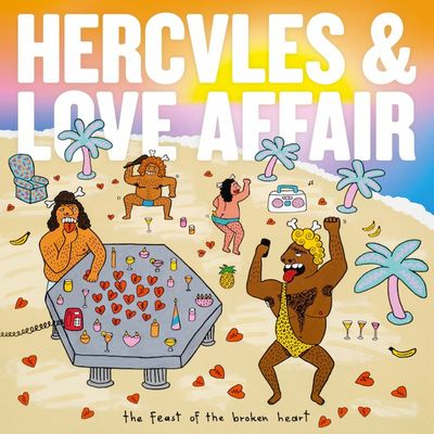 Hercules & Love Affair: The Feast Of The Broken Heart