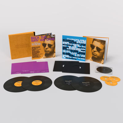 Noel Gallagher's High Flying Birds: Back The Way We Came: Vol. 1 (2011 - 2021) [Deluxe Box Set]