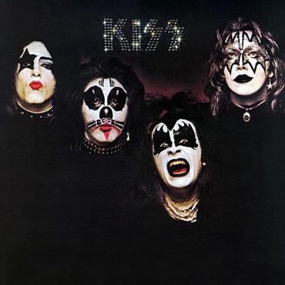 Kiss: Kiss: Exclusive 45th Anniversary Edition Smokey Black Swirl Vinyl