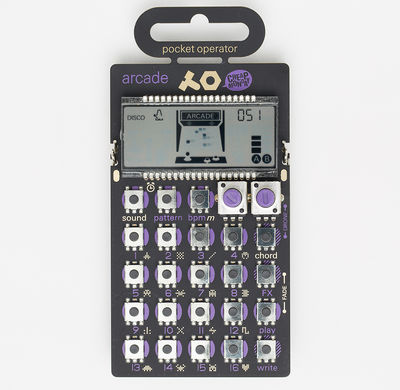 Abbey Road Studios: PO 20 Arcade Pocket Synthesizer
