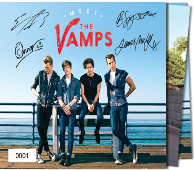 The Vamps Official Store