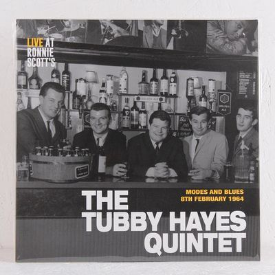 The Tubby Hayes Quintet : Modes and Blues: 8th February 1964