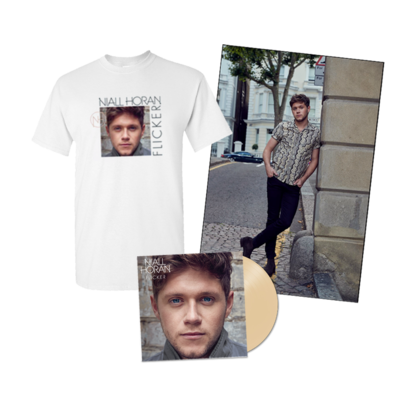 Niall Horan: Exclusive Vinyl, Digital Album,