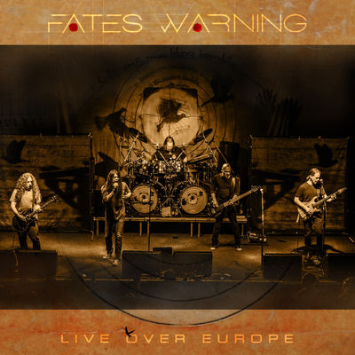 Fates Warning : Live Over Europe: Limited Special Edition
