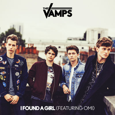 The Vamps: I Found A Girl (CD2)