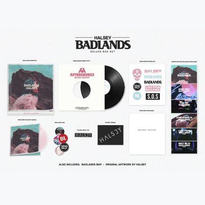 Halsey: Badlands Deluxe Box Set