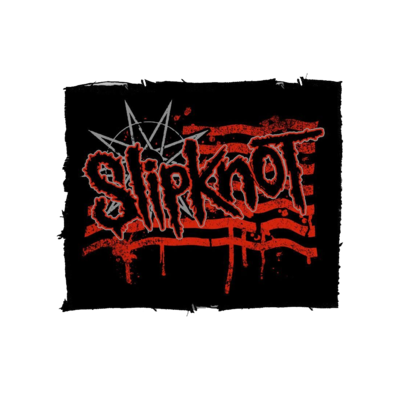 Slipknot: Flag Stripes Patch