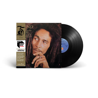 Bob Marley and The Wailers: Legend: Limited Edition Half-Speed Master