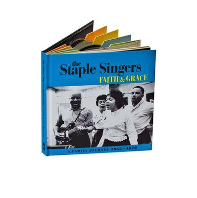 The Staple Singers: Faith & Grace: A Family Journey 1953-1976 (CD Box Set + 7