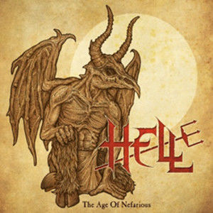 Hell: The Age Of Nefarious EP